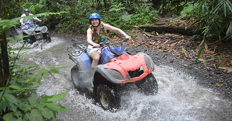 Taro ATV Ride